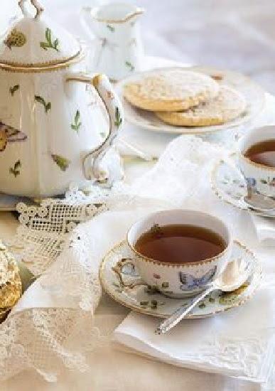 Почаюем? Рецепты и правила вкусного чая в фото