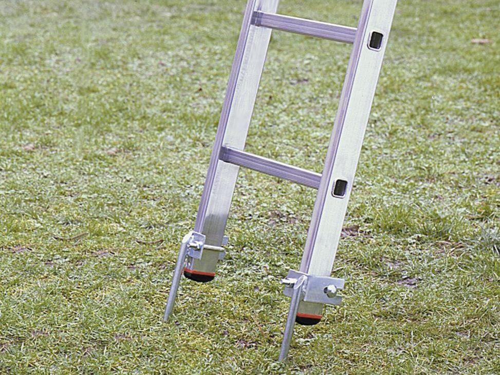 Наконечники на ножки приставной лестницы