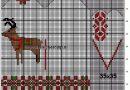 Вязание варежек с рисунком спицами 33 схемы