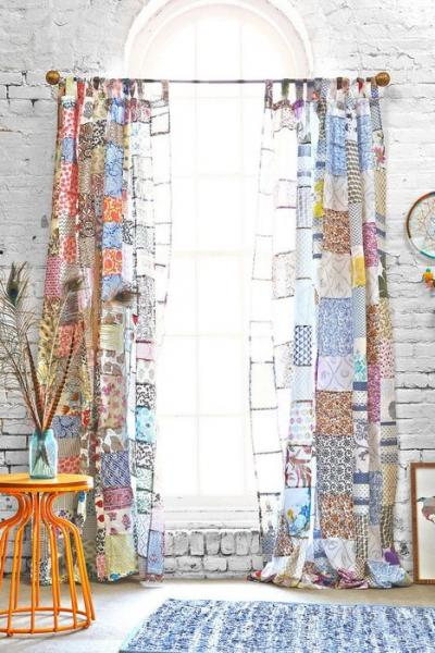 Стиль пэчворк в интерьере своими руками: пэчворк как декор кухни, спальни, детской комнаты и гостиной своими руками