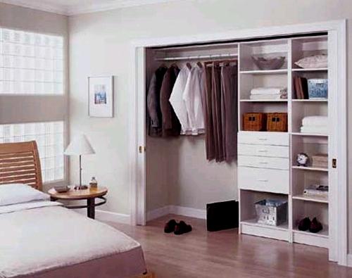 как выбрать гардеробный шкаф в спальню