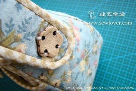 Как сшить маленькую женскую сумку: выкройка и ход работы по шитью в фото