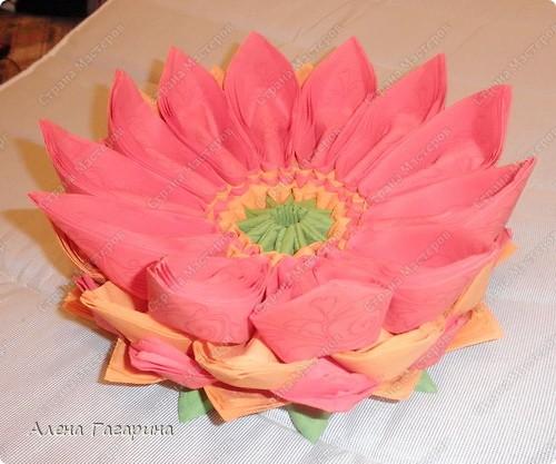 Цветы из салфеток своими руками: мастер-класс поделок из салфеток, пошаговая инструкция работы с фото и видео в фото