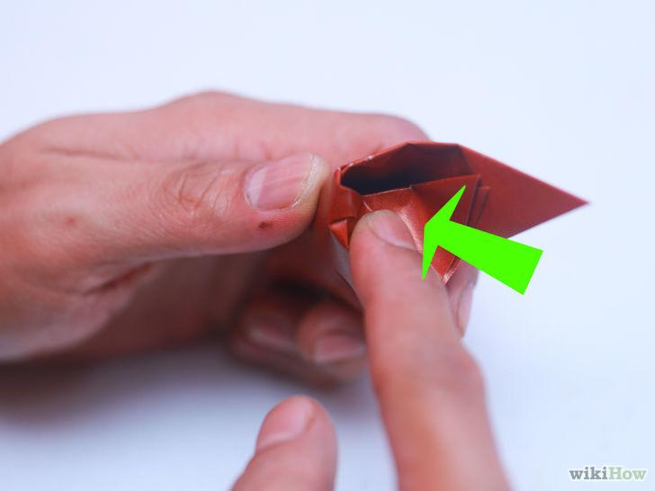 Когти оригами из бумаги, как у Росомахи: мастер-класс с фото и видео в фото