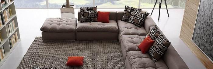 модульный диван для гостиной со спальным местом