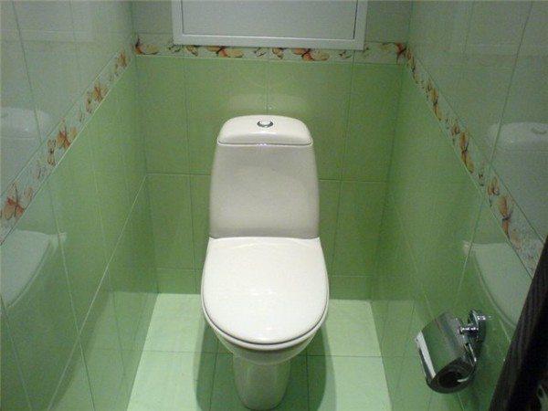 Короб из гипсокартона в туалете – эстетика и функциональность в фото