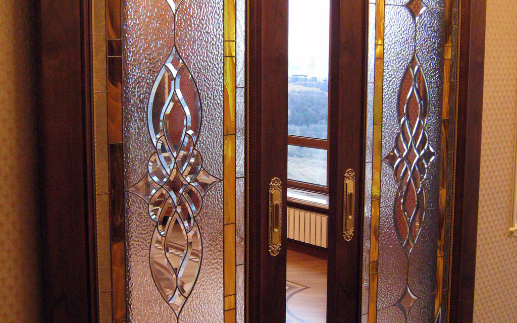 Двустворчатые межкомнатные двери: виды, размеры, разнообразие моделей