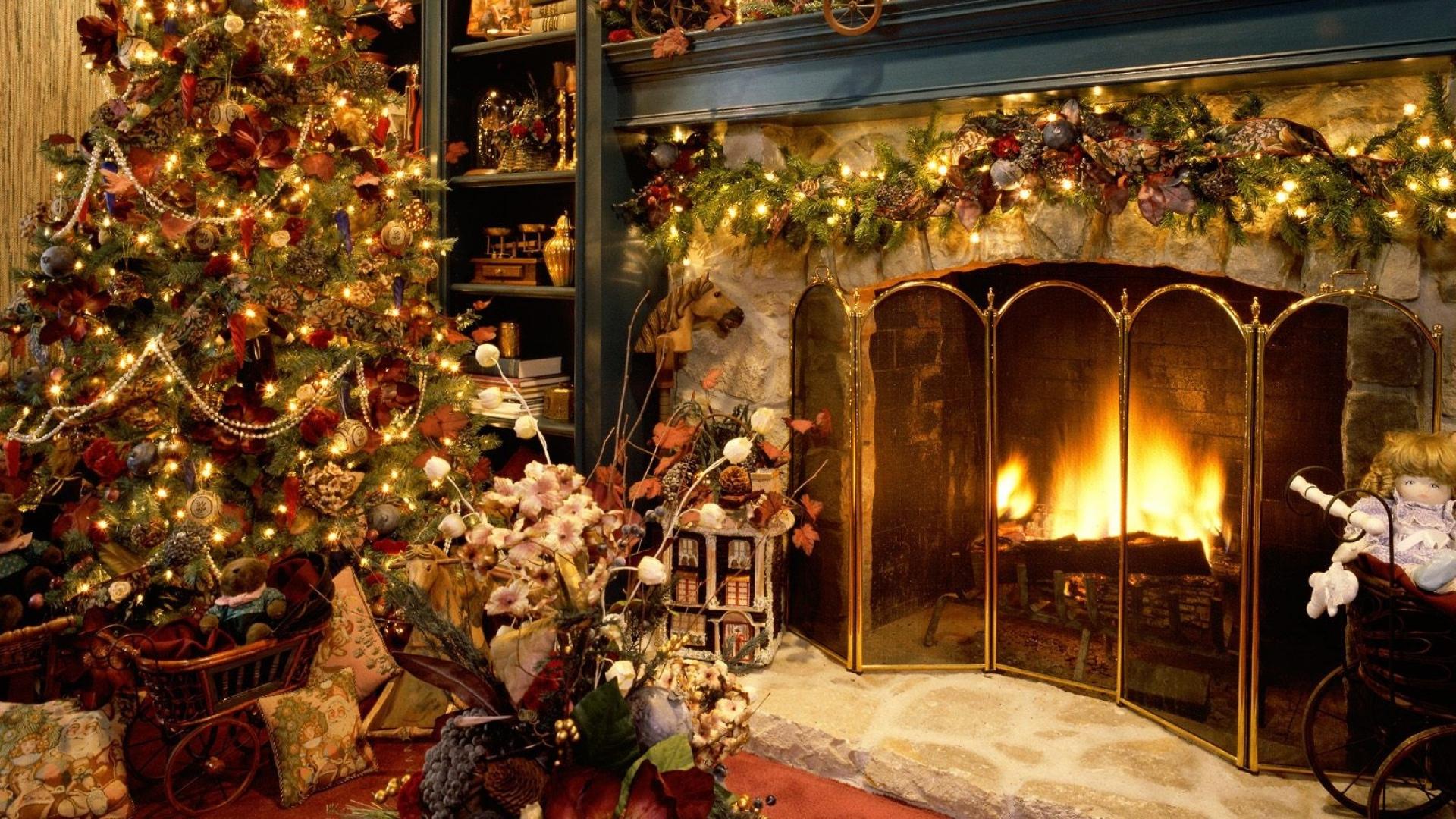 Рождественский интерьер: Топ-5 идей оформления