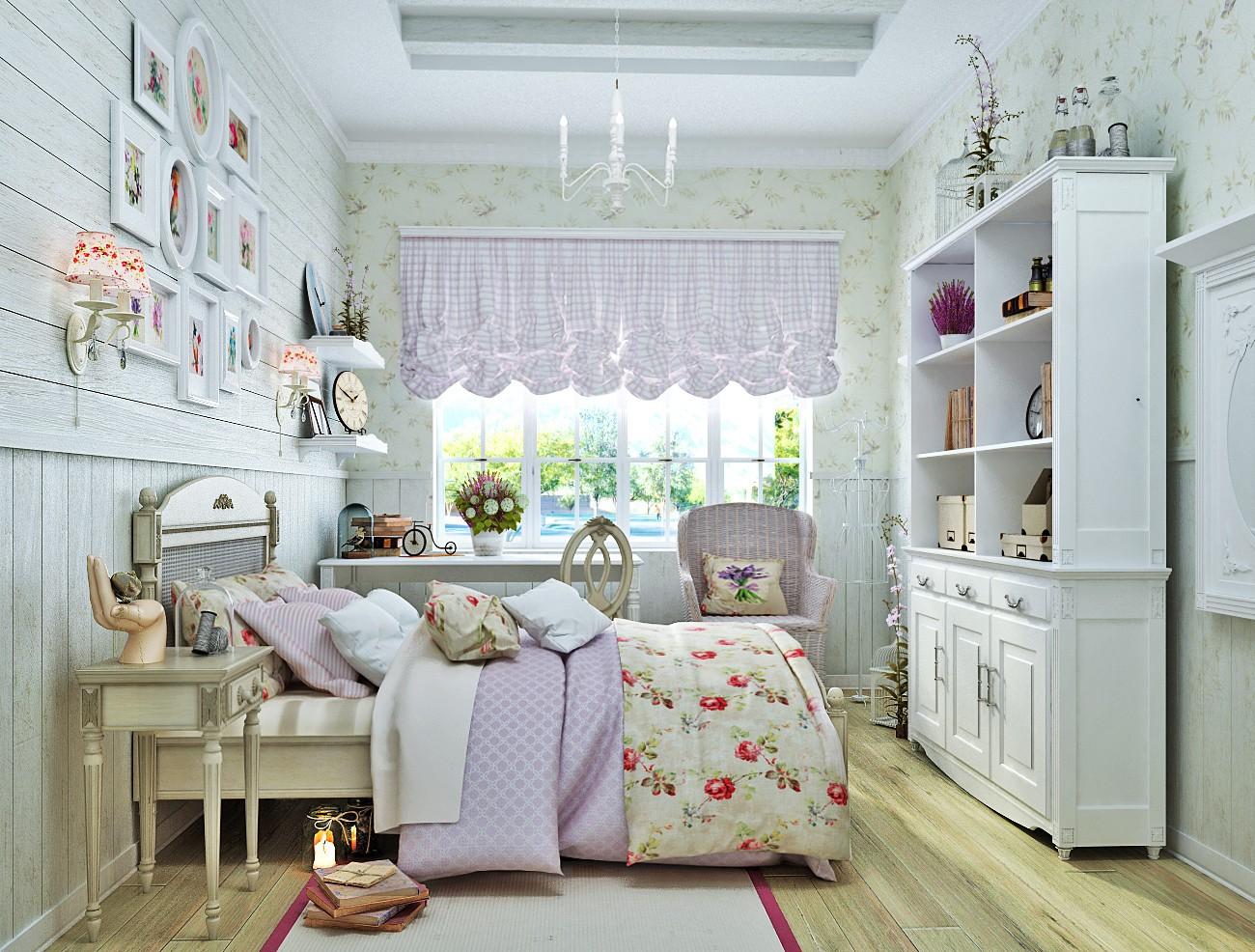 5 разных стилей для детской комнаты