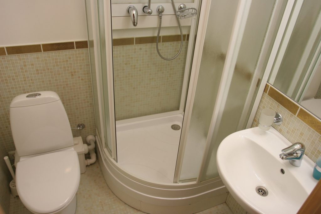 Дизайн ванной комнаты площадью 4 кв м