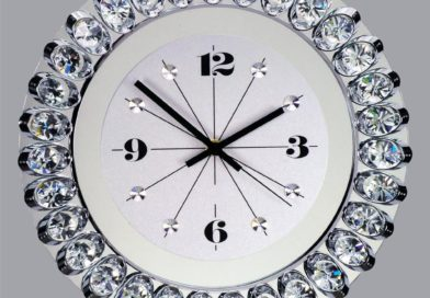 Формы часов для разных стилей интерьера