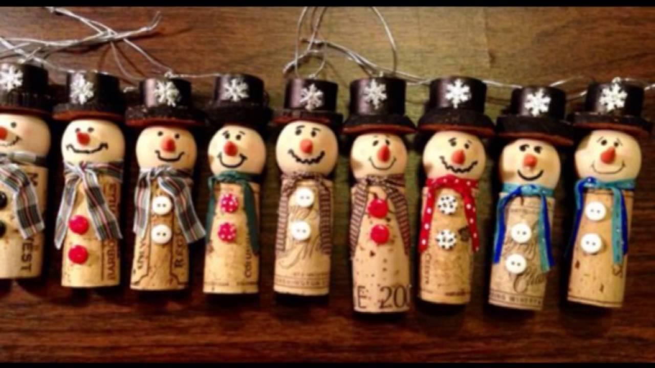 Топ-7 материалов для новогоднего декора