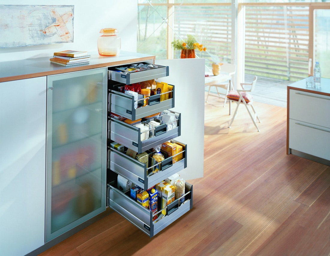 Как создать интерьер кухни в современном стиле для большой семьи