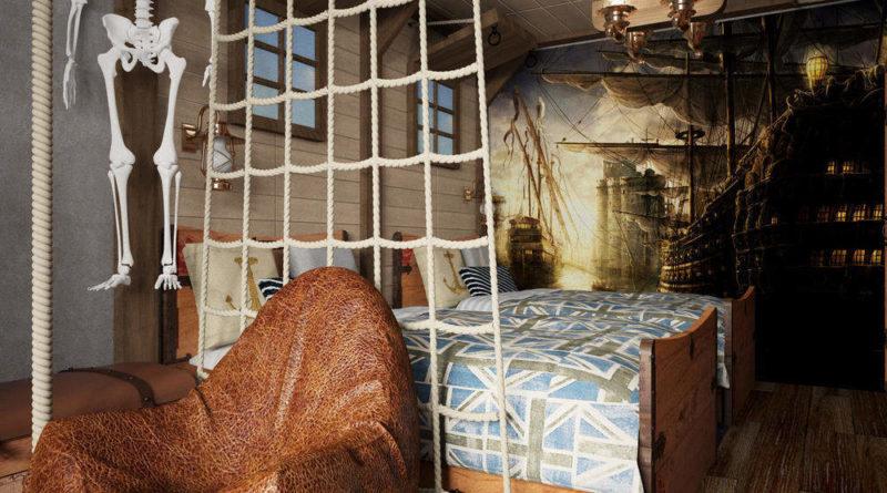 шторы ламбрекены в интерьере