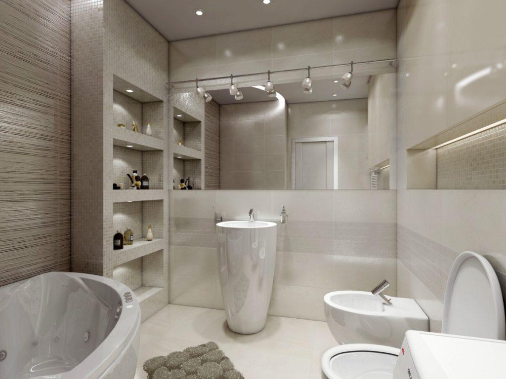 Дизайн ванной комнаты 5 кв м