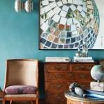 Синий интерьер для мечтателей: использование и сочетание