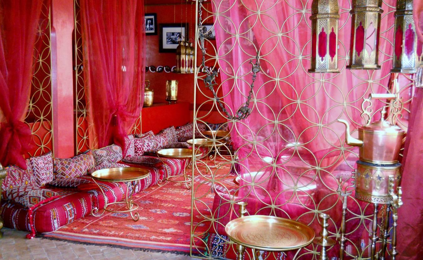 Квартиры в марокканском стиле | +62 фотографии