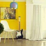 Солнечный желтый - его оттенки и сочетания