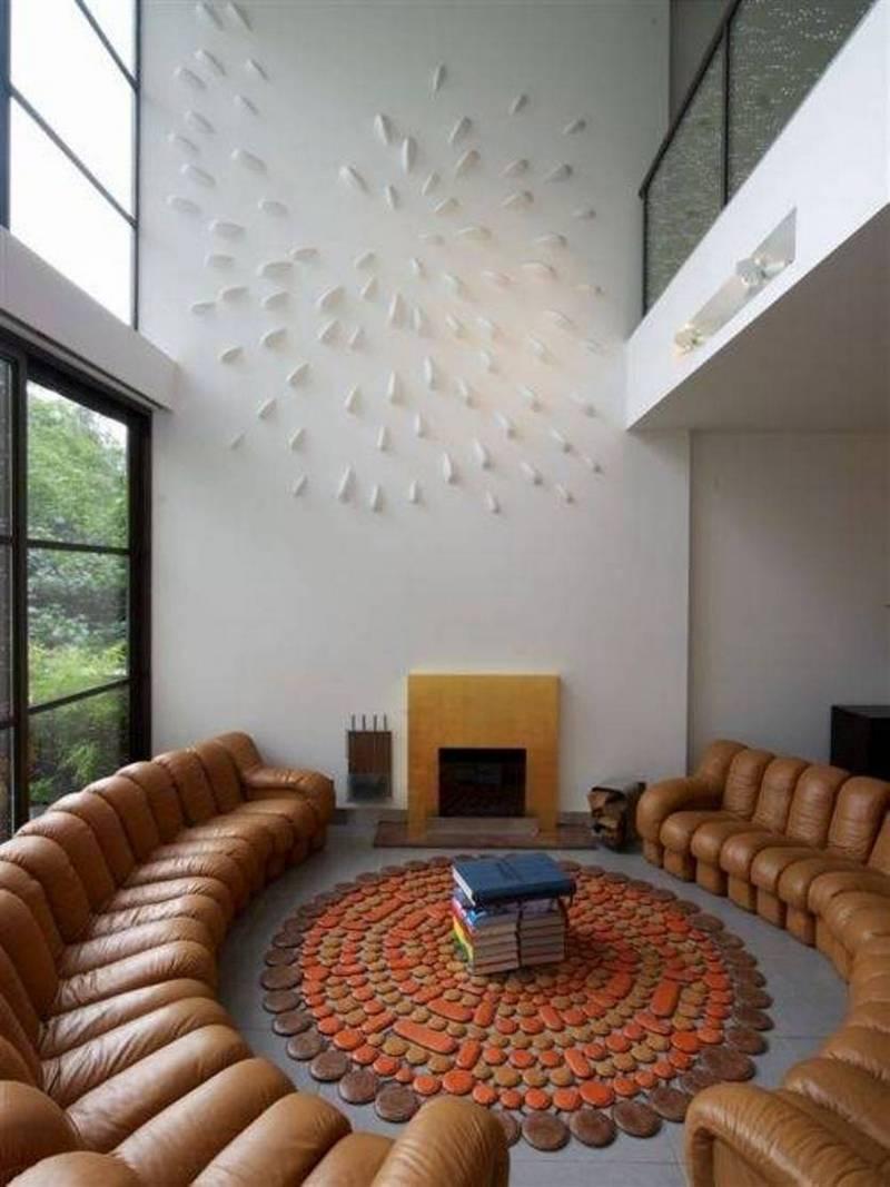 Как ковер влияет на атмосферу в доме