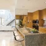 Оформление пространства кухни и гостиной (+50 фото)