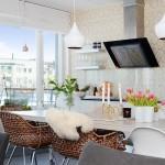 Эстетика и лаконичность скандинавской кухни