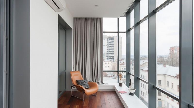 как сделать из балкона жилую комнату