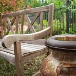 Как сделать лавочку для дома самому: дерево, камень, металл