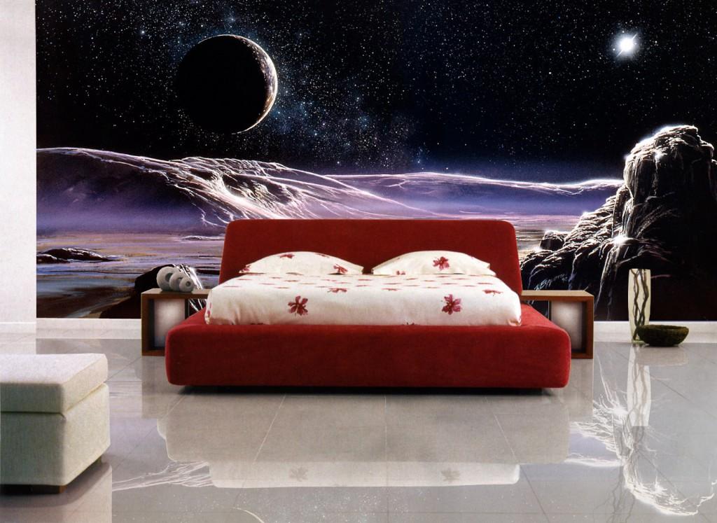 фотообои для спальни