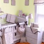 Оформляем детскую для малыша и малышки (38 фото)
