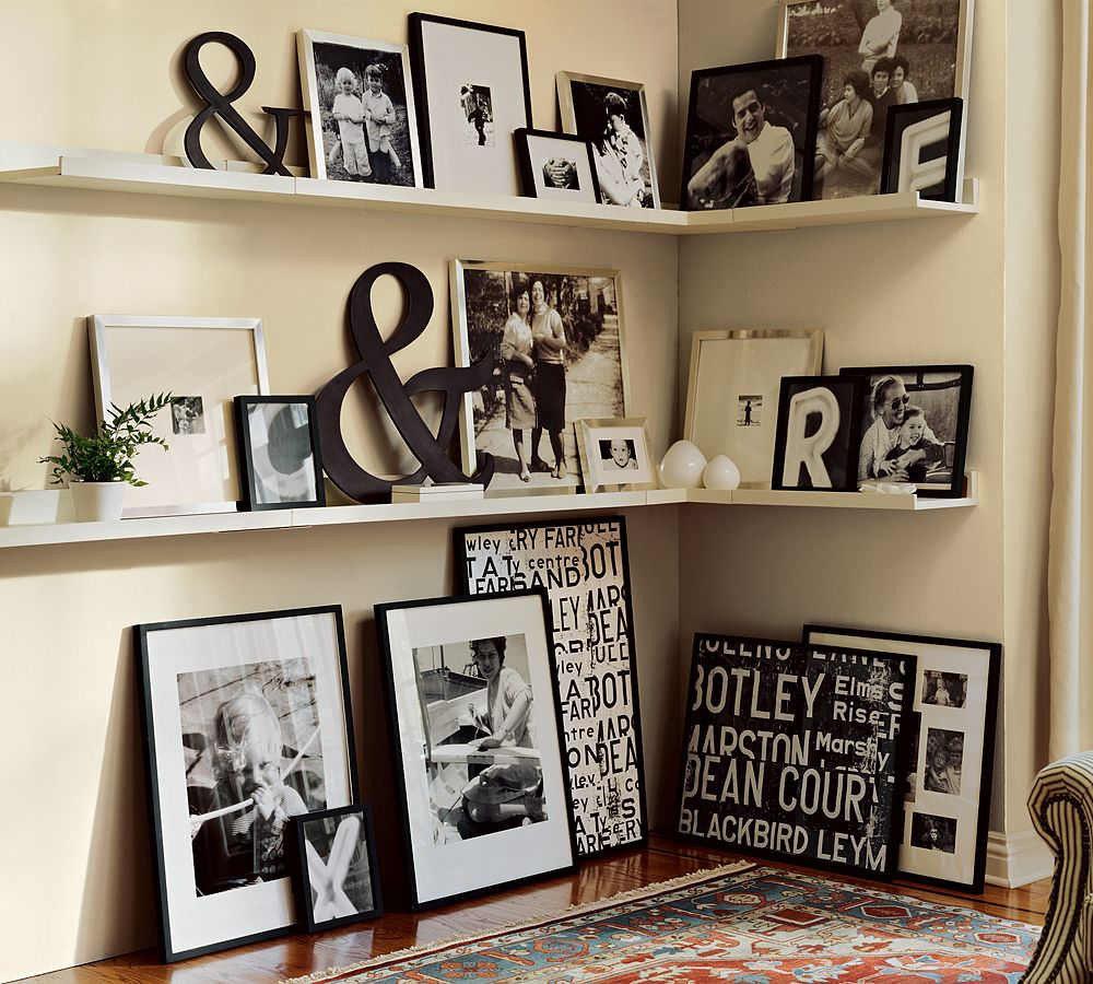 Украшаем дизайн фотографиями: приятные воспоминания