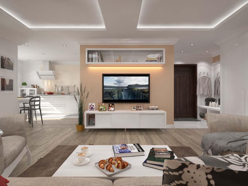 Особенности свободной планировки квартиры