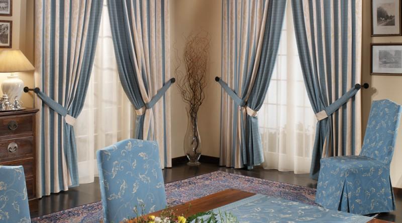 как подобрать шторы к интерьеру