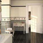 Кладка, отделка и уход плитки в ванной