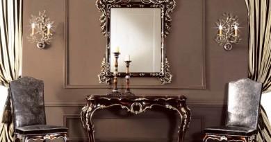 зеркала в интерьере прихожей