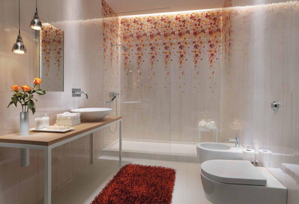 Дизайн ванной комнаты площадью 4-5 кв м