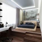 Два в одном - гостиная совмещенная со спальней