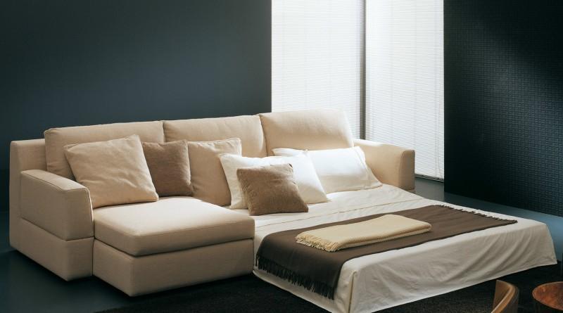 раскладное кресло-кровать в интерьере