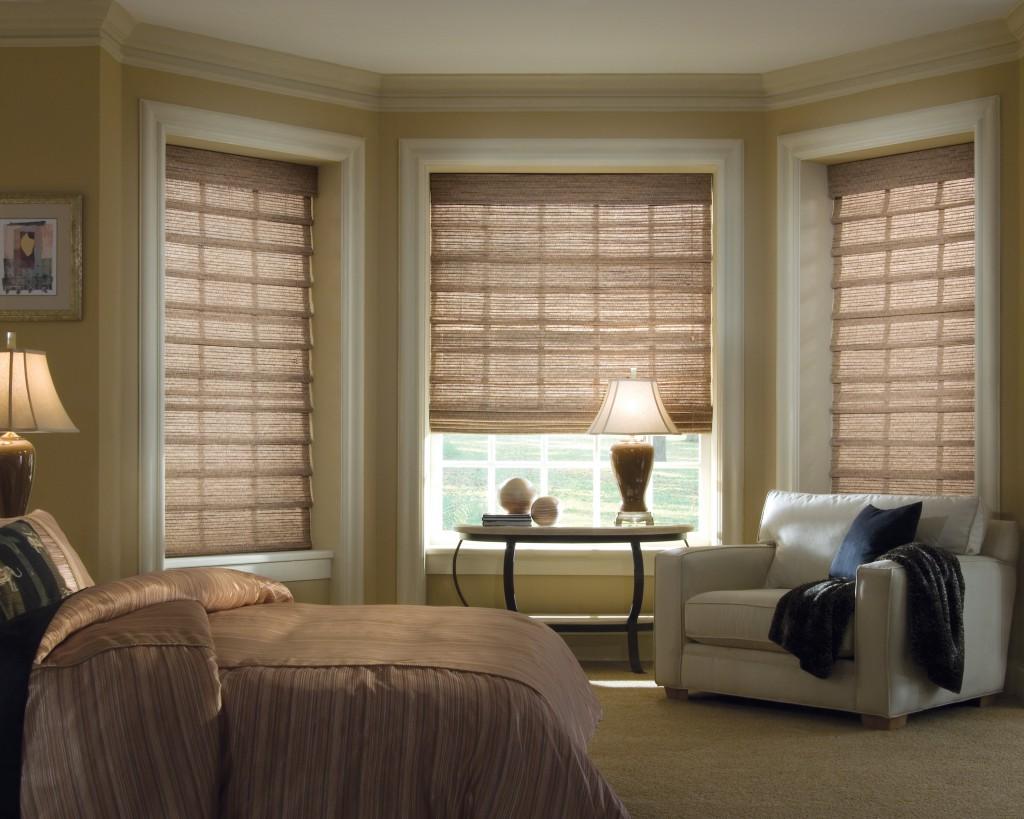 шторы для спальни