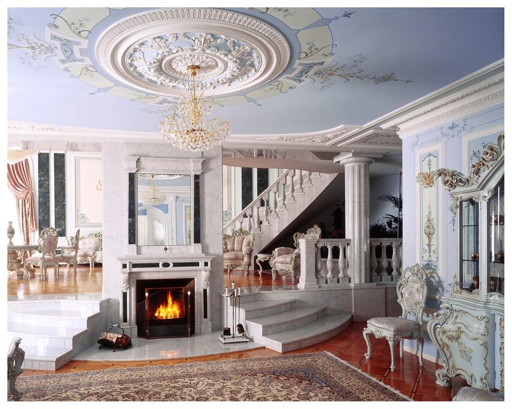 Особенности русского барокко в интерьере
