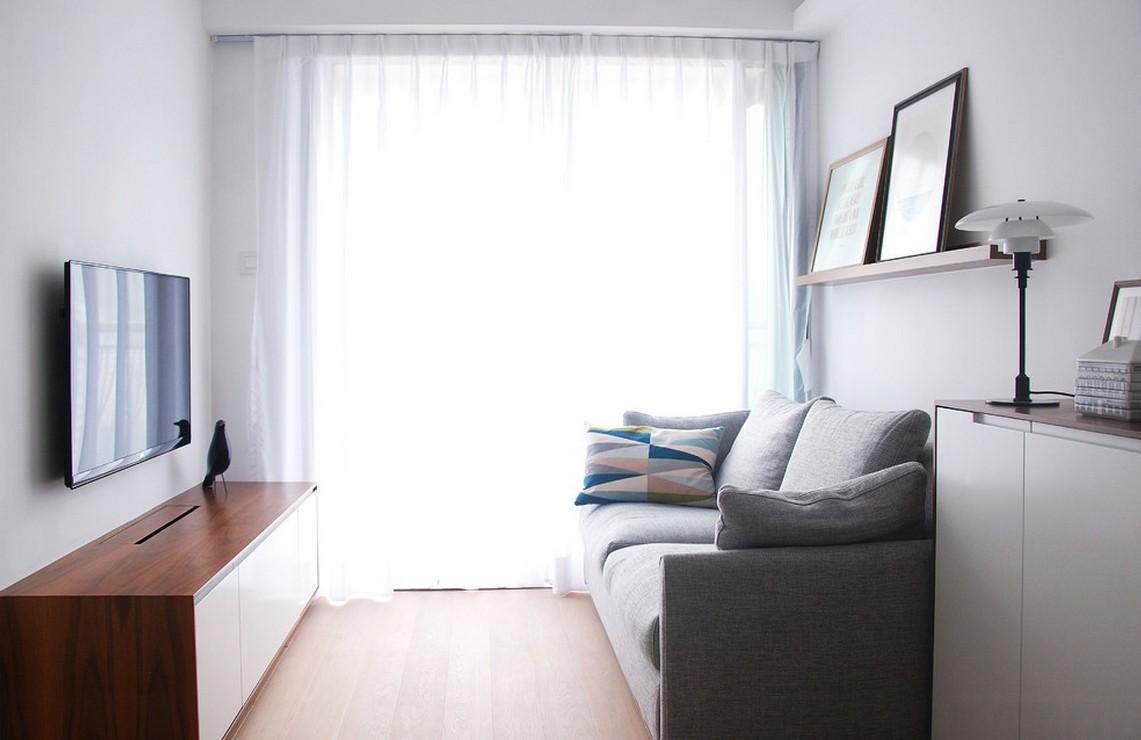 10 лайфхаков для маленькой гостиной