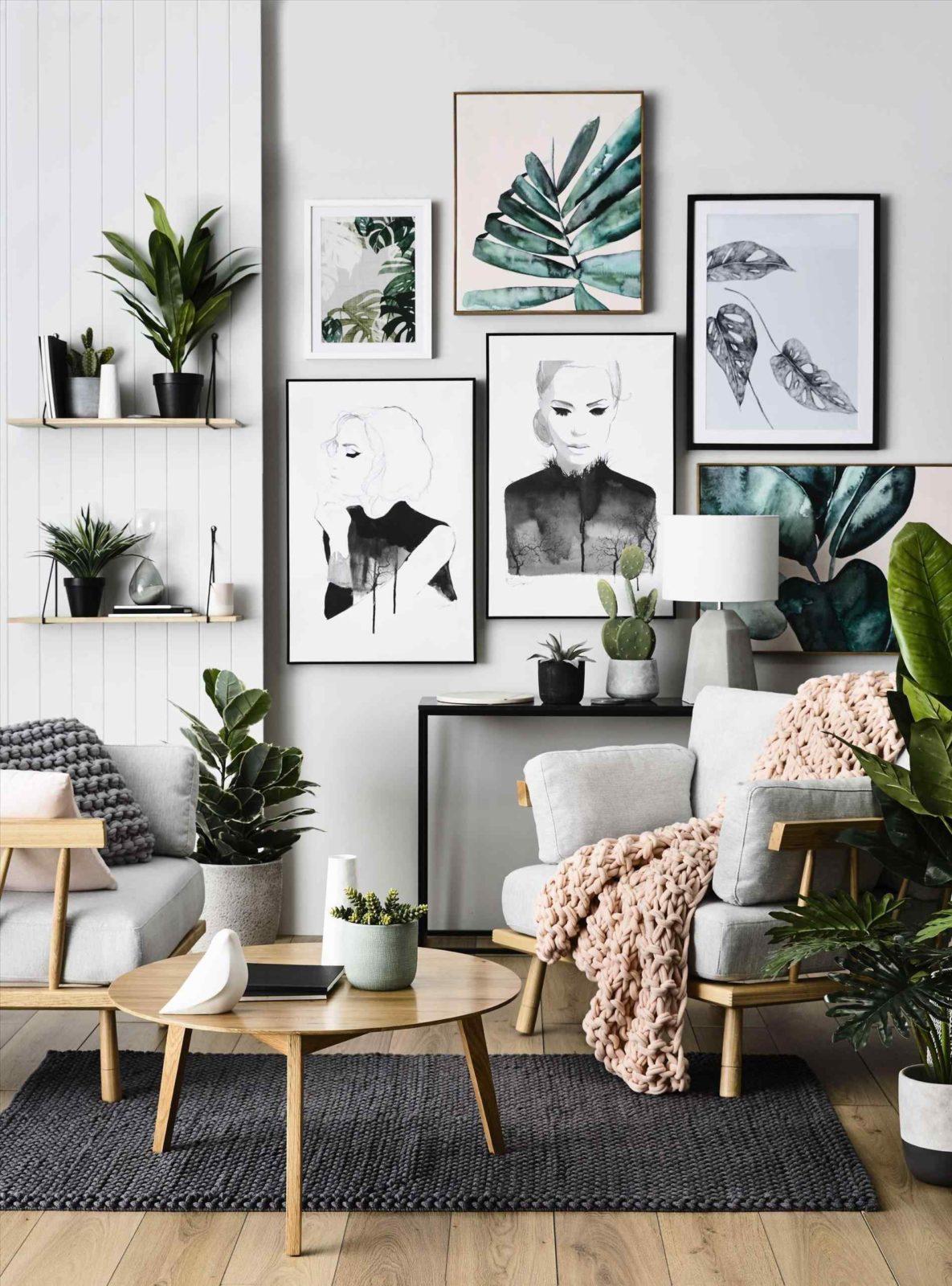 Постеры - тренд дизайна 2019 года