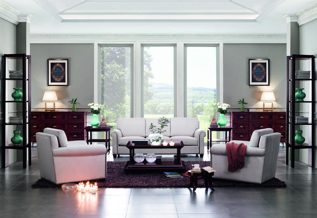 5 главных правил оформления гостиной
