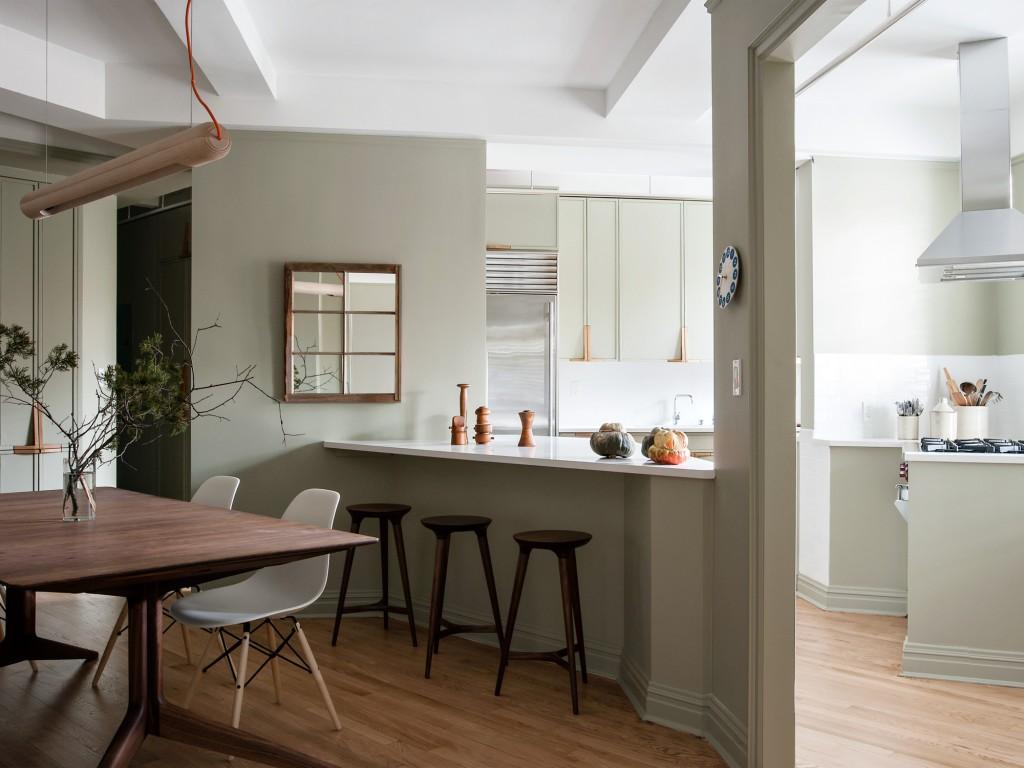 дизайн кухни и гостинной фото