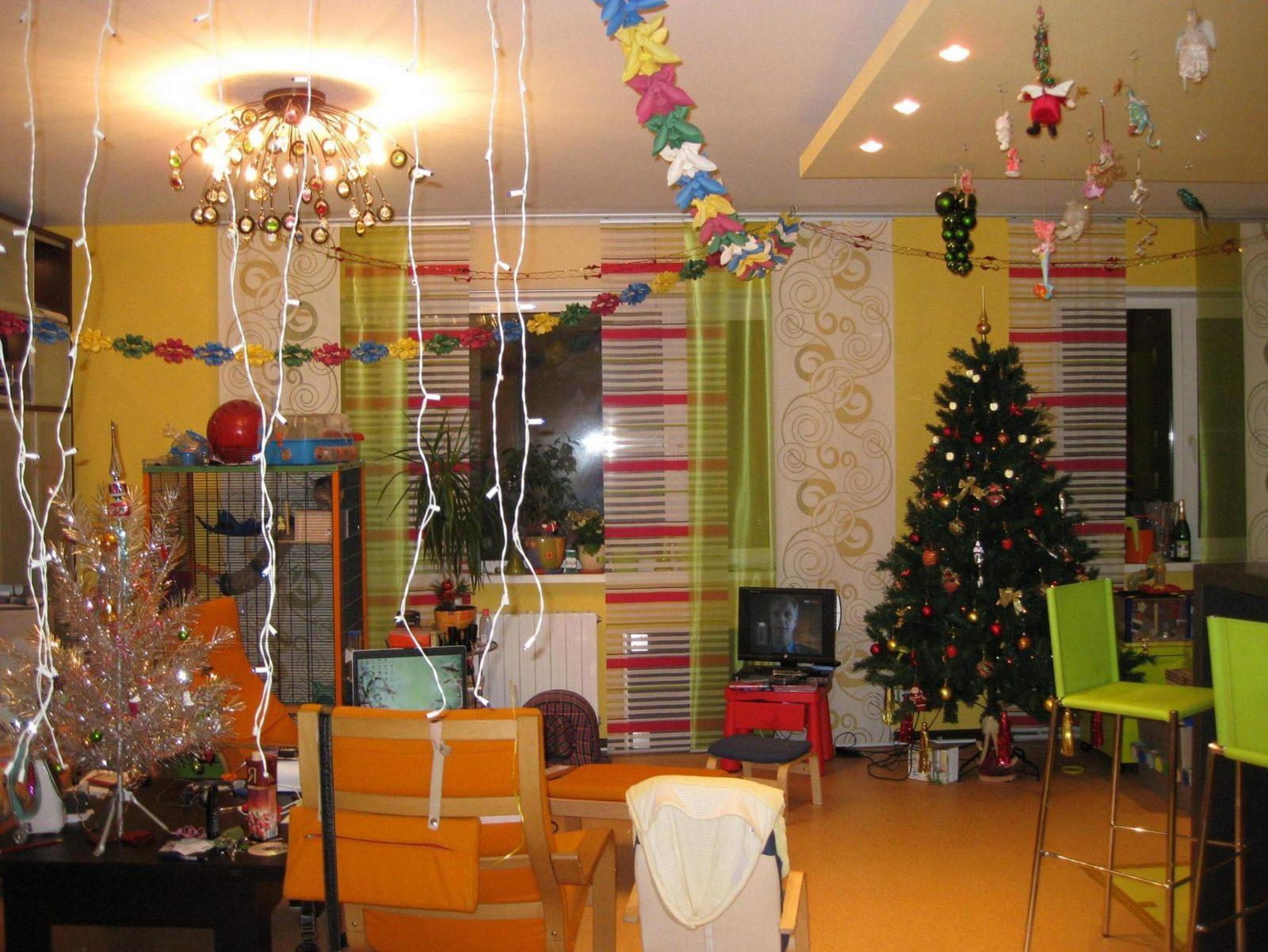 Идеи креативной рождественской вечеринки для любителей дизайна
