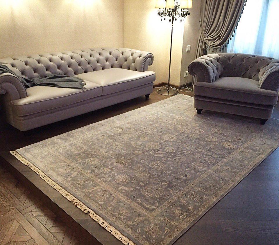 Такие разные ковры (разновидности ковров для интерьера)