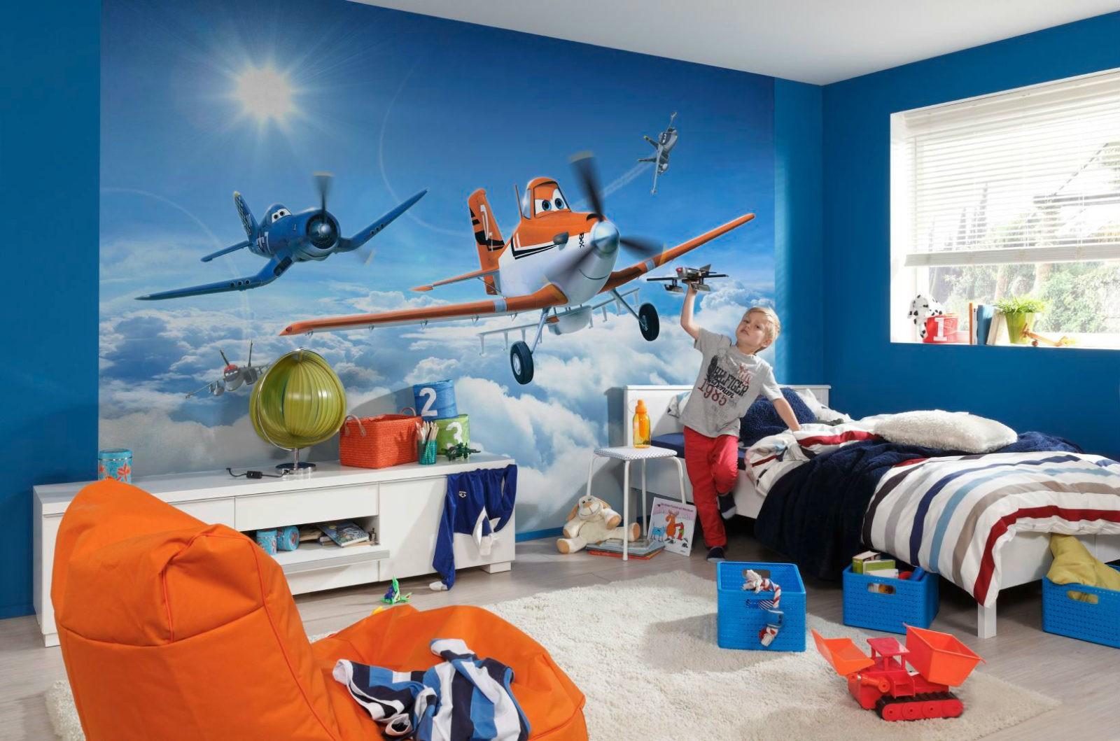 Выбор фотообоев в детскую комнату: фото-каталог готовых вариантов