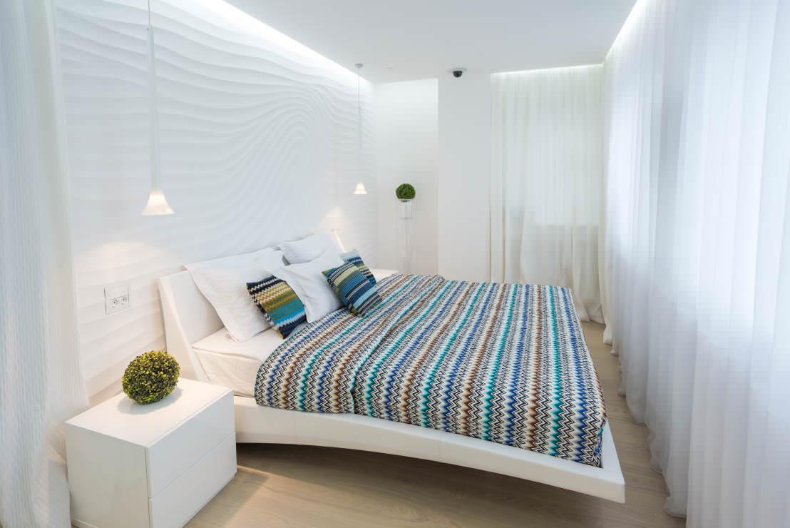 Особенности обустройства светлой комнаты