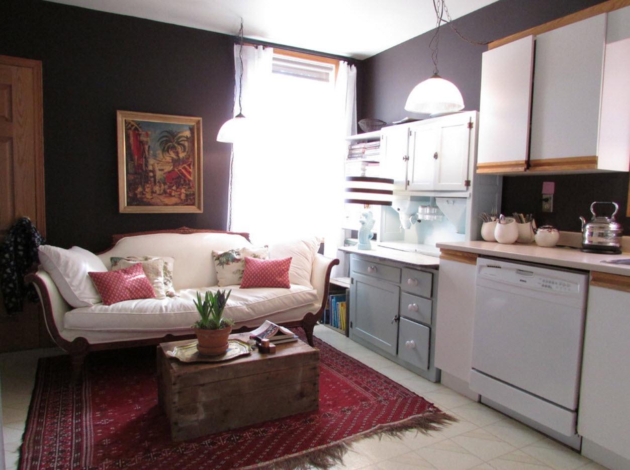 Как выбрать мягкую мебель для кухни: полезные советы