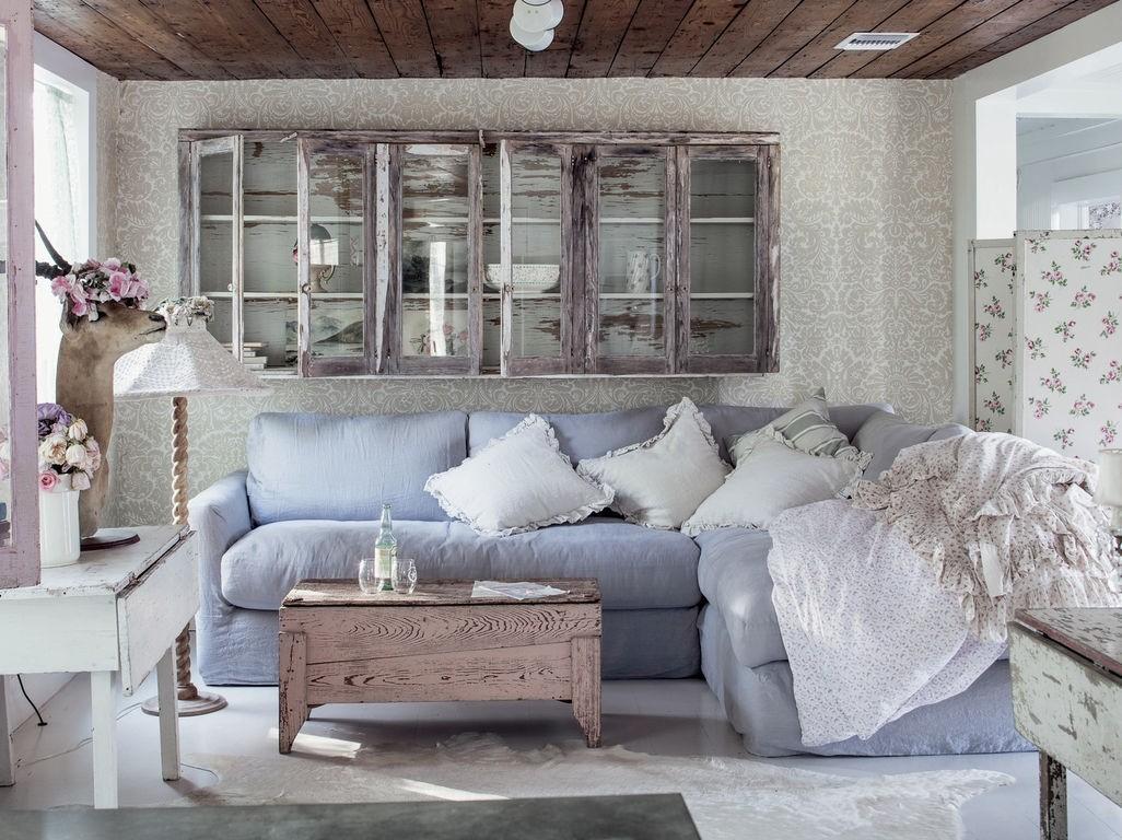 Как создать прованский стиль в доме