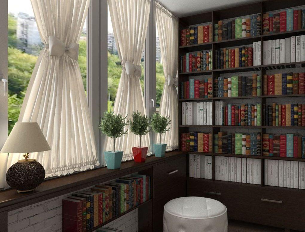 5 необычных решений для балкона